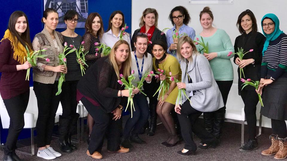 TRU marque la Journée internationale de la femme à Montréal